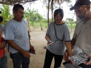 Rivas-distributing-Bibles